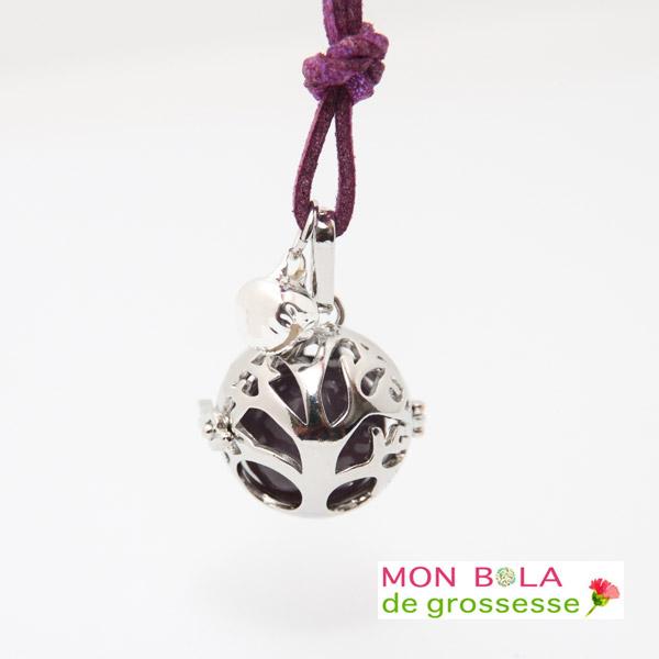collier de grossesse arbre de vie