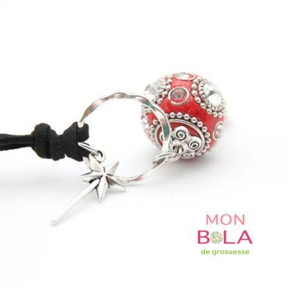 bijou pour future maman collier