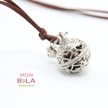 bijou pour femme modèle de bola coeur
