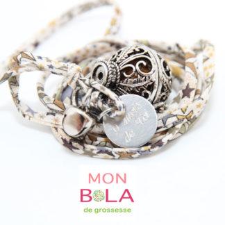 bijou pour maman : bola de grossesse