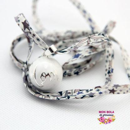 bola avec son collier liberty