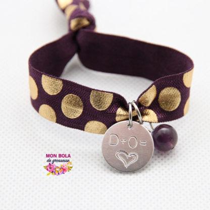 Bracelet de grossesse original