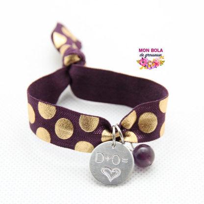 bracelet à offrir à une femme enceinte