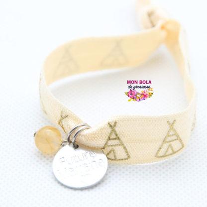 bracelet de naissance bébé