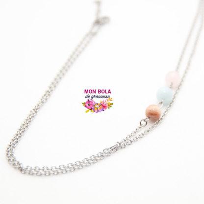 choix des perles naturelles pour bola