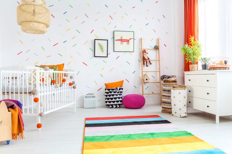 Comment et quand préparer la chambre de mon bébé ?