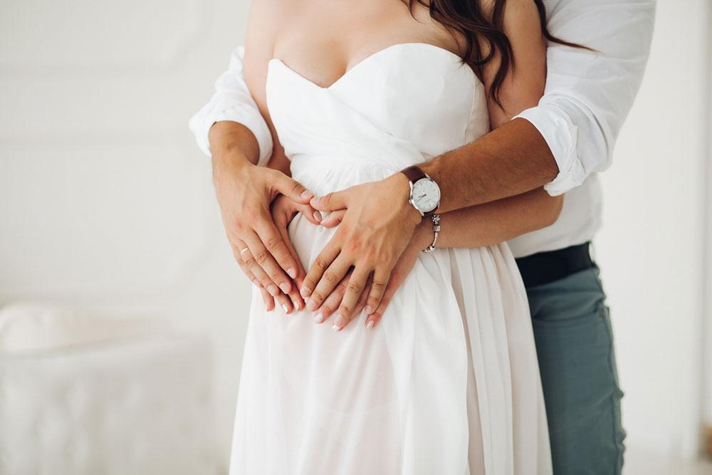 Mariage et grossesse : un Jour J parfait !