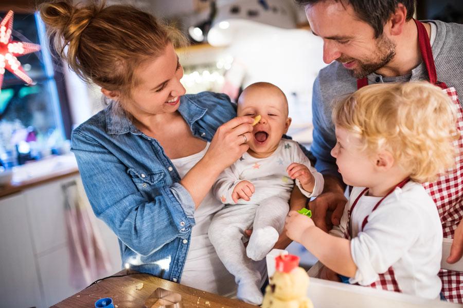 comment éveiller les 5 sens de votre bébé ?
